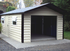 Domestic Steel Buildings