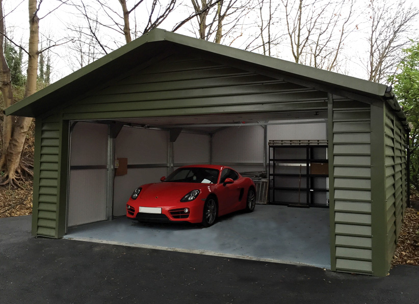 insulated garage cars
