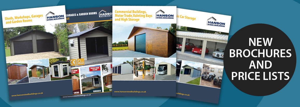 steel building brochures