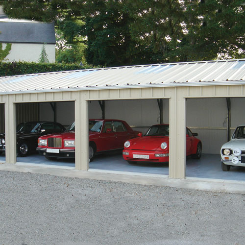 car collectors storage