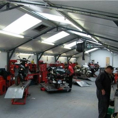 car workshop
