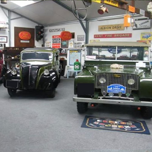 collectors car storage