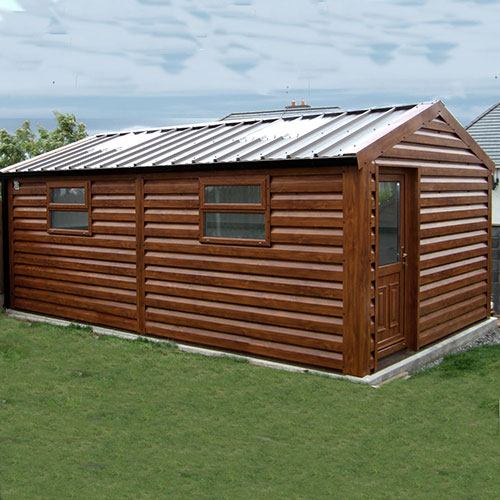 insulated garden rooms
