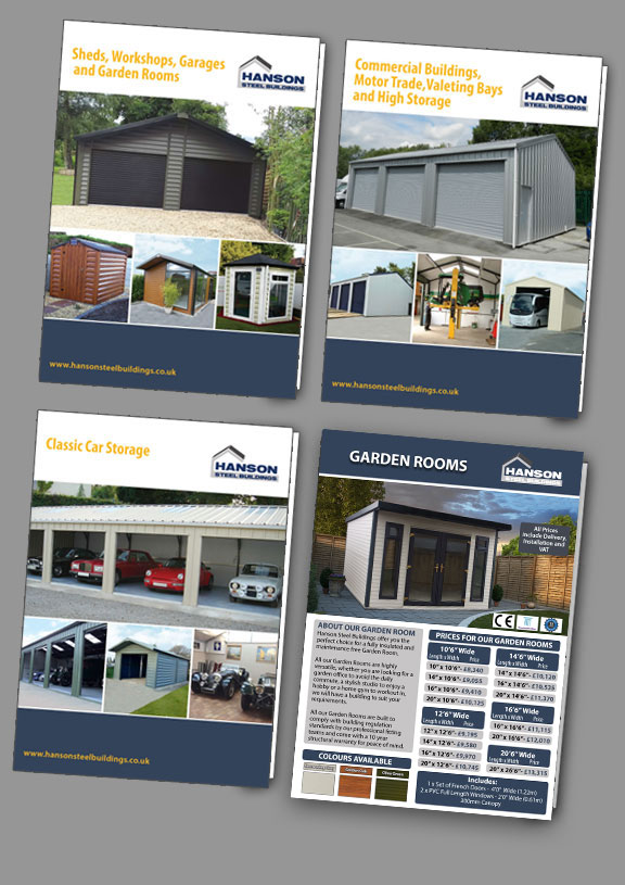 insulated steel brochures